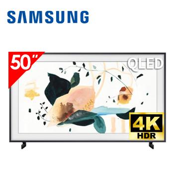 三星SAMSUNG 50型 The Frame 美學電視(QA50LS03TAWXZW)