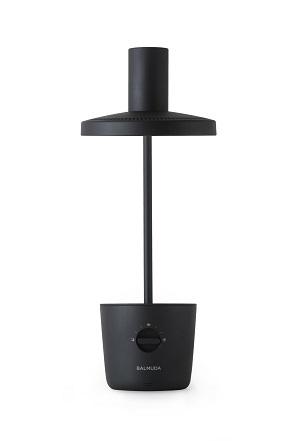 BALMUDA L01C-BK 太陽光LED檯燈(黑)