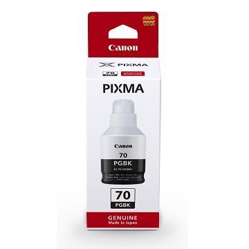 佳能Canon GI-70BK 黑色墨水瓶