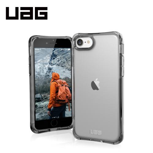 UAG iPhone 8/SE 耐衝擊全透保護殼-透明 112042114343