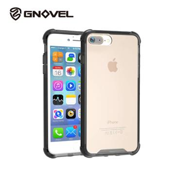 GNOVEL iPhone 8/SE 輕薄防震保護殼-黑 Air Knight 4.7