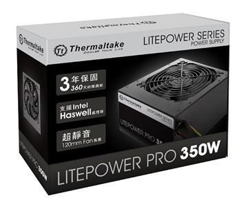 Tt曜越 Litepower Pro 350W 電源供應器