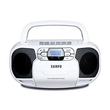 聲寶SAMPO USB錄音手提CD音響(AK-W1805UL)