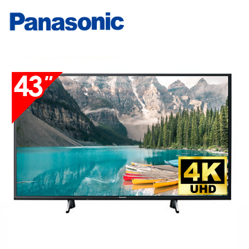 (展示機)國際牌Panasonic 43型 六原色4K智慧聯網顯示器 TH-43HX750W(視198068)