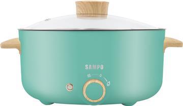 聲寶贈品-聲寶日式多功能3公升料理鍋