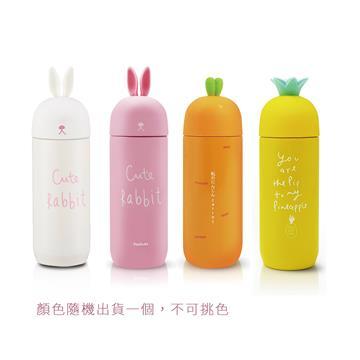 聲寶贈品-日本Hirone博音Q盟造型保溫杯
