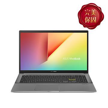 ASUS S533FL-黑 15.6吋筆電(i7-10510U/MX250/8GD4/512G+32GOp)