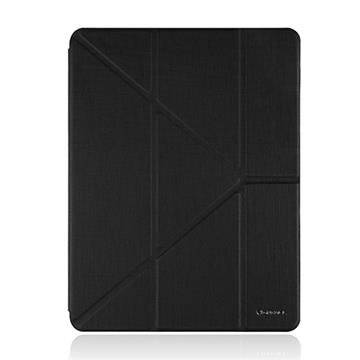 GNOVEL iPad Pro 12.9 多角度保護殼-黑