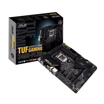 華碩 TUF GAMING Z490-PLUS (WI-FI) 主機板