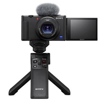 索尼SONY  數位相機輕影音手持握把組合