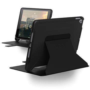 UAG iPad 10.2吋耐衝擊極簡保護殼-黑
