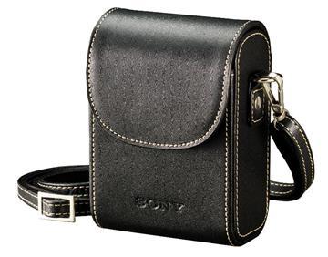 Sony直立數位相機皮套 (黑)
