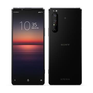索尼SONY 智慧型手機 Xperia 1 II 黑
