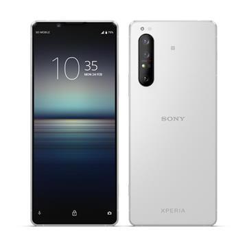 索尼SONY 智慧型手機 Xperia 1 II 白