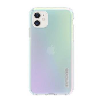 Incipio DualPro iPhone11雙層防摔殼-白金