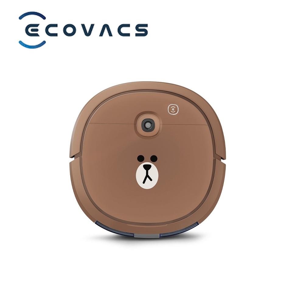 (福利品)科沃斯ECOVACS 熊大限定版掃拖機器人