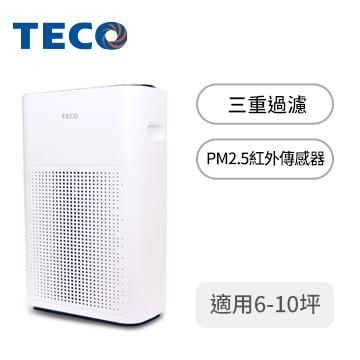 東元智慧淨化PM2.5偵測空氣清淨機