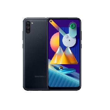 三星SAMSUNG Galaxy M11 智慧型手機 迷霧黑