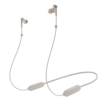 鐵三角 CKS330XBT 耳塞式藍牙耳機 米