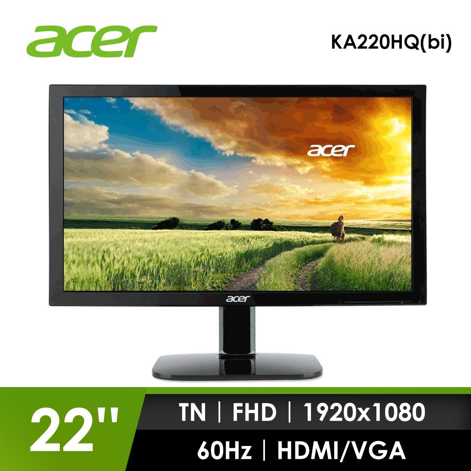 宏碁ACER 22型 液晶顯示器