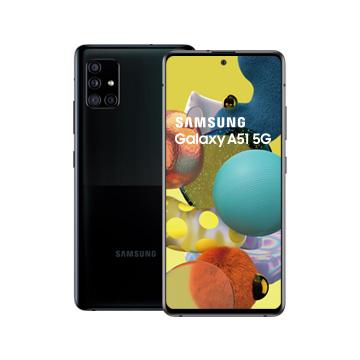 三星SAMSUNG Galaxy A51 5G 智慧型手機 冰礦黑