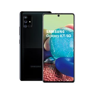 三星SAMSUNG Galaxy A71 5G 智慧型手機 冰礦黑