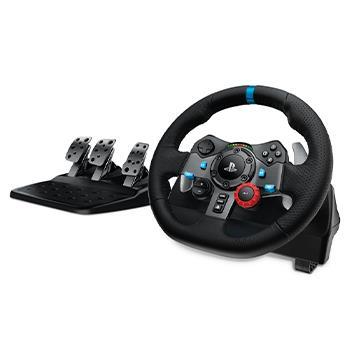 羅技Logitech G29 Driving Force 賽車方向盤