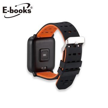 E-books VA3 快拆錶帶20mm通用款 橘