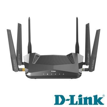 D-Link友訊 Wi-Fi 6雙頻無線路由器(DIR-X5460)