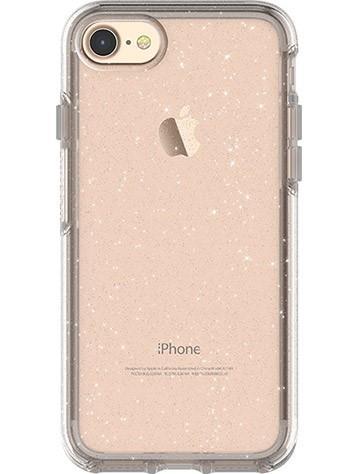 OtterBox iPhone SE 炫彩幾何保護殼-透明