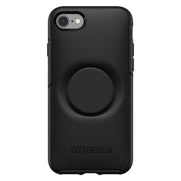 OtterBox iPhone SE 炫彩泡泡騷保護殼-黑