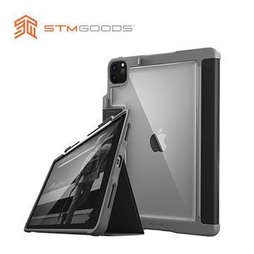 STM Rugged Case Plus 2020年 iPad Pro 11吋 (第二代) 保護殼-黑