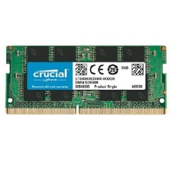 Micron美光 Crucial So-Dimm DDR4-2666 8G 記憶體