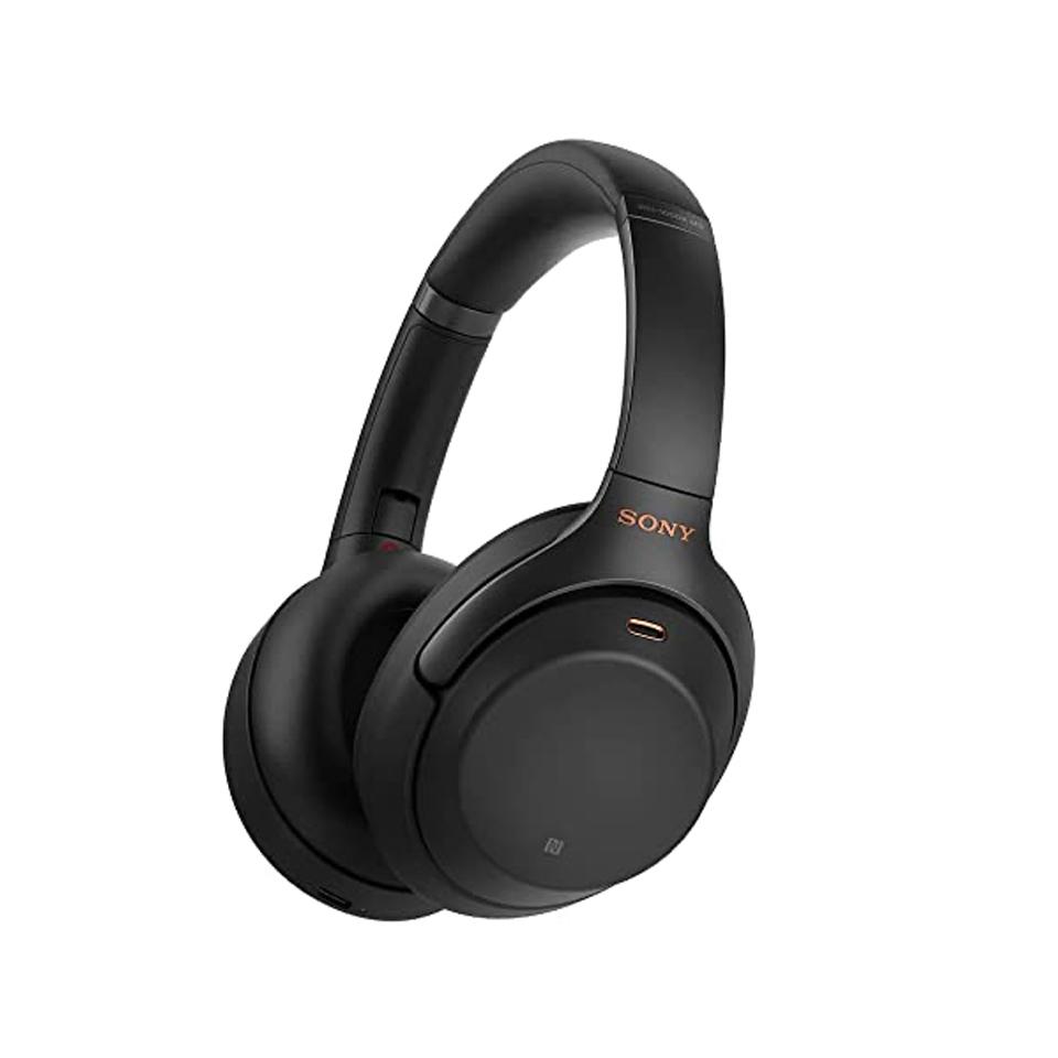 SONY WH-1000XM4 無線降噪耳機-黑