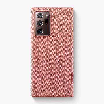 三星SAMSUNG Note20 Ultra 原廠織布背蓋 紅