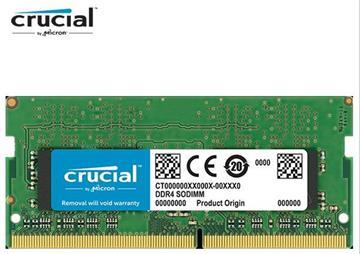 美光 Crucial So-Dimm DDR4-3200/8G