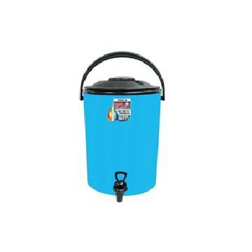 日象 15公升保冰保溫茶桶 水藍色