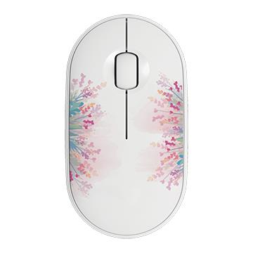 Logitech羅技 Pebble M350設計款上蓋-日系彩花