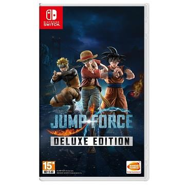 Switch JUMP FORCE 豪華版