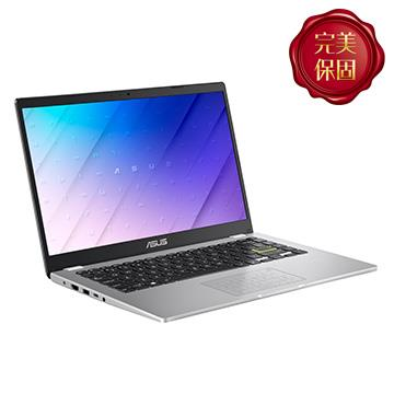 華碩ASUS Laptop E410MA 筆記型電腦 白(N4020/4G/64G/W10)
