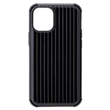 Gramas iPhone 12 mini 防摔經典手機殼-黑