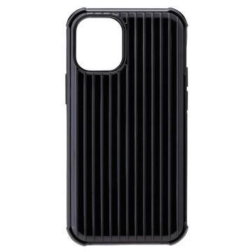 Gramas iPhone12 Pro Max 防摔經典手機殼-黑