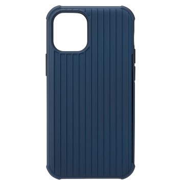 Gramas iPhone 12 Pro Max 防摔經典手機殼-藍