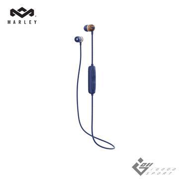 Marley Smile Jamaica 2 藍牙耳機-藍色