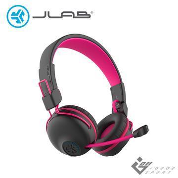 JLab JBuddies Play 電競兒童耳機-粉紅色 G00003050