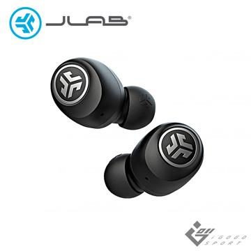 JLab GO AIR 真無線藍牙耳機-黑色 G00002840
