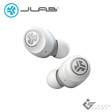 JLab GO AIR 真無線藍牙耳機-白色 G00002860