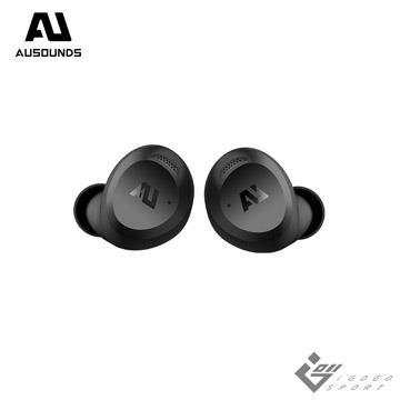 Ausounds AU Stream Hybrid 真無線耳機-黑