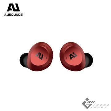Ausounds AU Stream Hybrid 真無線耳機-紅
