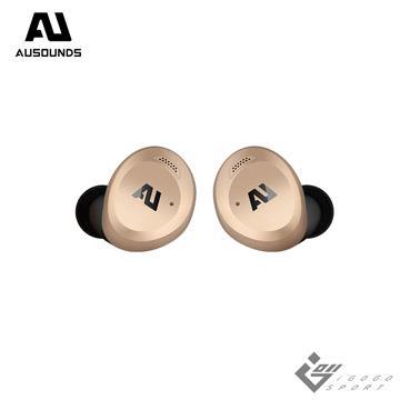 Ausounds AU Stream Hybrid 真無線耳機-金